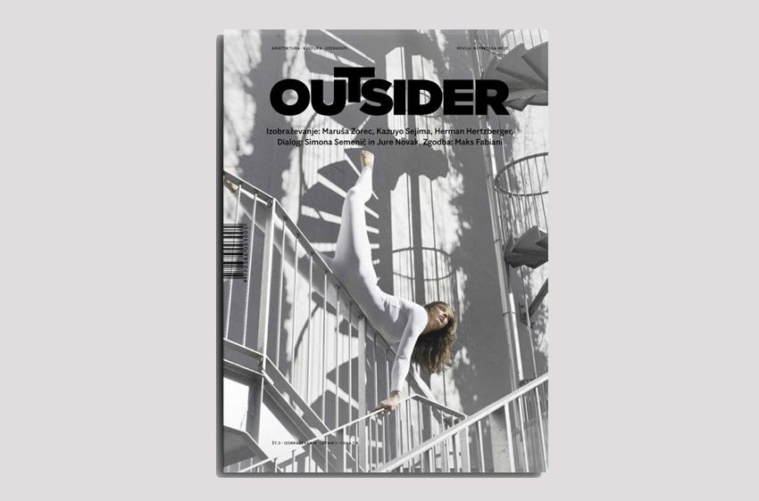 Outsider Magazine, outsider.si